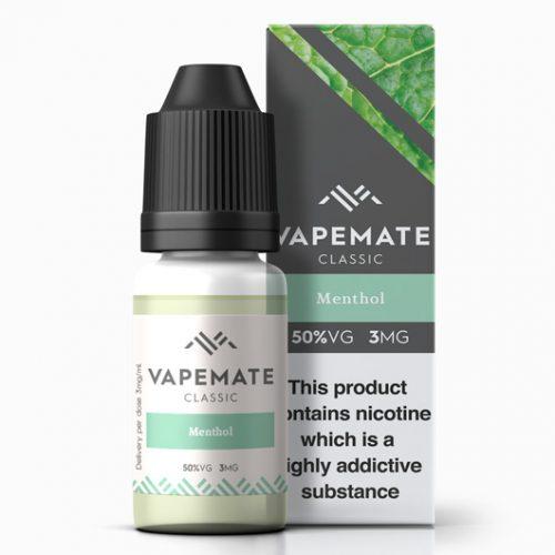 Vapemate - Menthol - 10ml 50/50 E-liquid