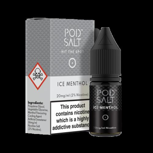 Pod Salt - Ice Menthol - 10ml