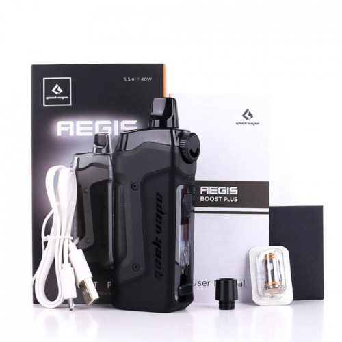 Geek Vape - Aegis Boost Plus Kit Box Product Image