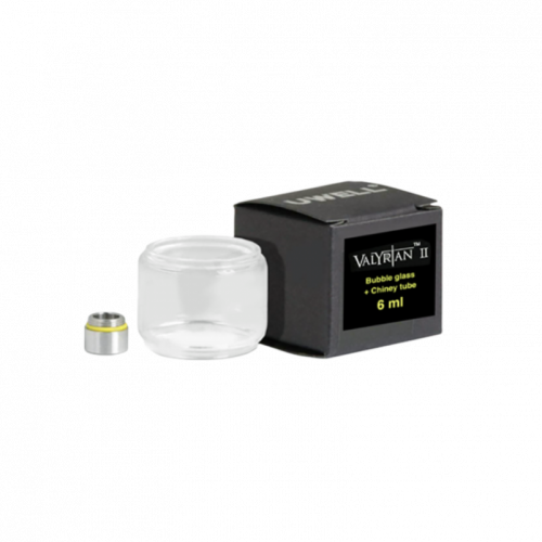 Uwell - Valyrian 2 Replacement 6ml Bubble Glass & Adapter