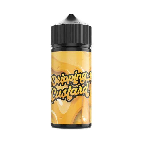 Dripping Custard