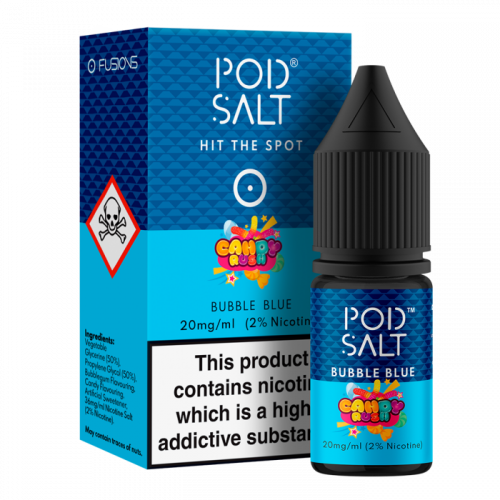 Pod Salt - Bubble Blue 10ml