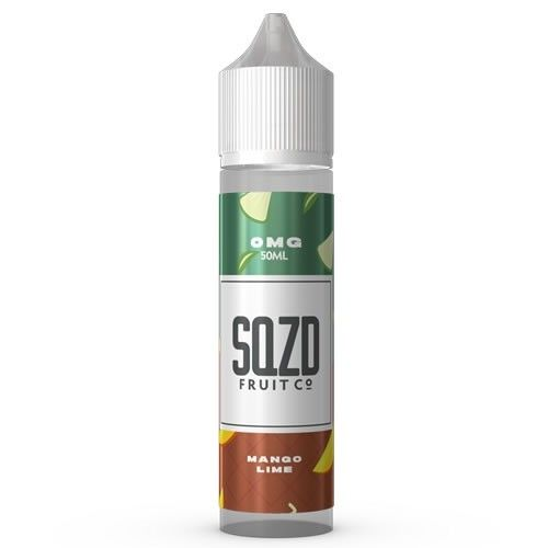 SQZD - Mango Lime - 50ml