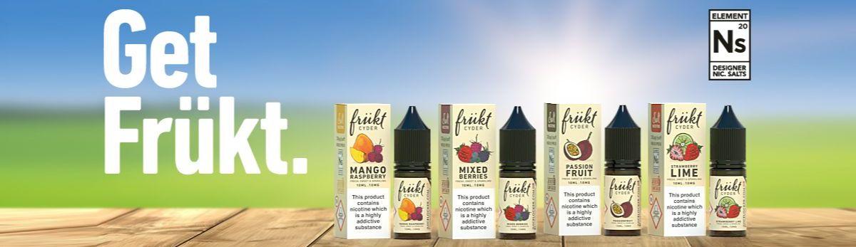 Frukt Salts Banner