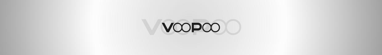 VooPoo Logo Header Banner Product Page