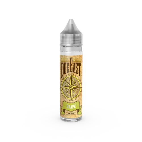Grape Due East The Vapers Cove 50ml Bottle