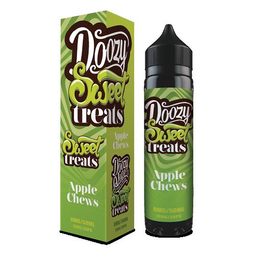 Doozy Vape Sweet Treats Apple Chews
