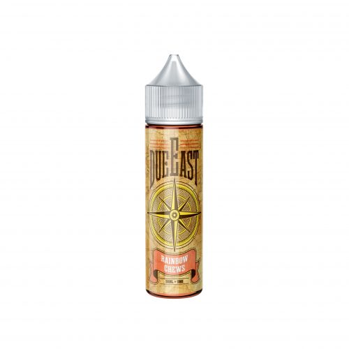 Due East Rainbow Chews 50ml Vape Juice E-liquid
