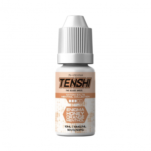 A pairing for everyone with a sweet tooth! Tasty zesty oranges featuring a cooling menthol.Available in 10mg and 20mg.